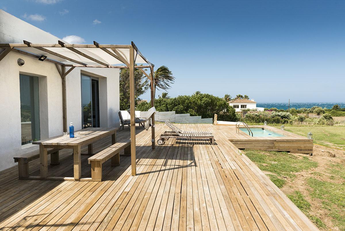 Maravillosa villa en la playa de tarifa valdevaqueros - Alquiler casas tarifa ...