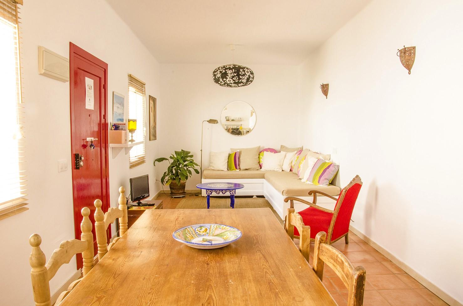 Maravilloso apartamento en el casco antiguo de Tarifa