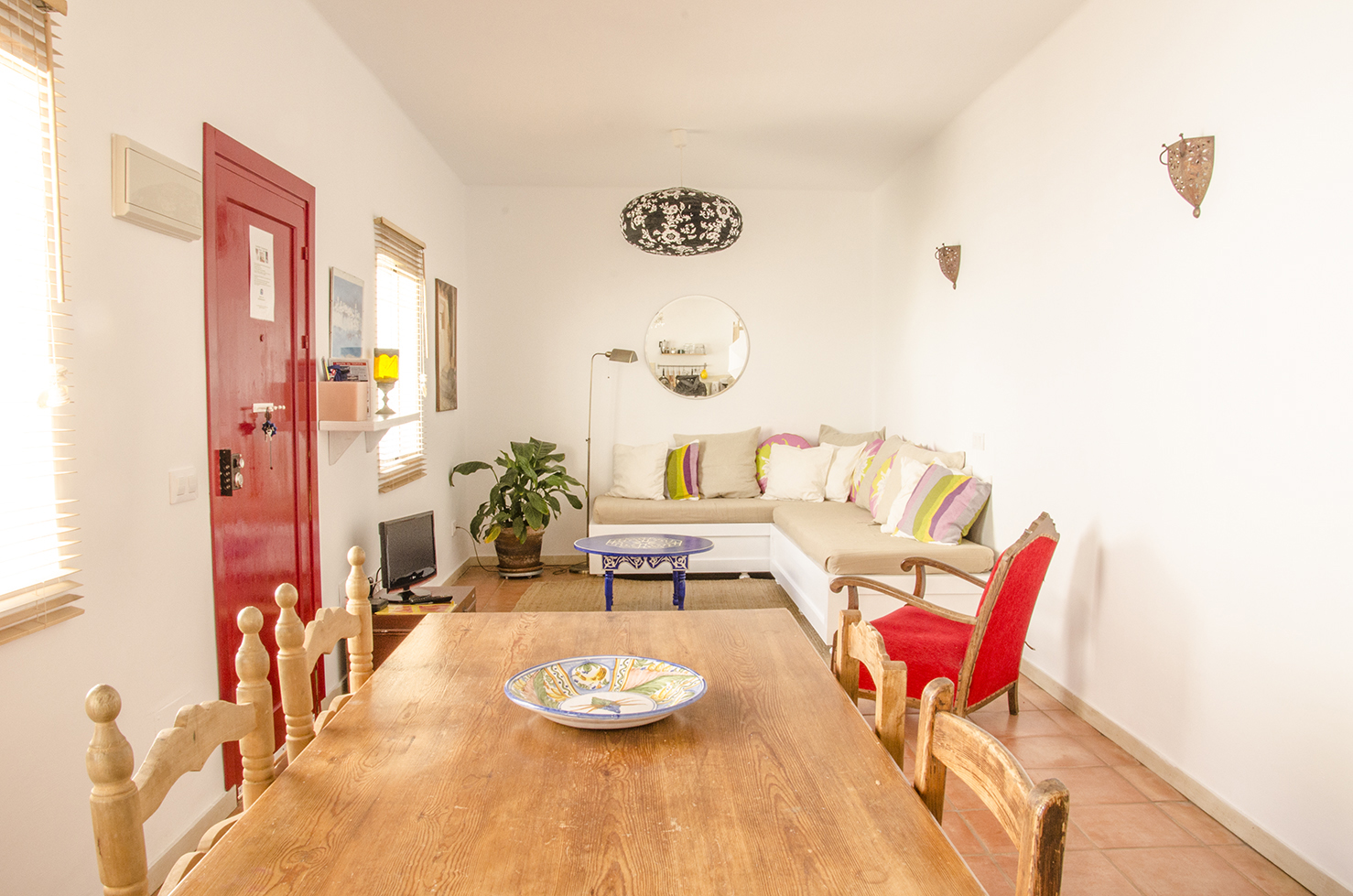 Amazing apartment to rent in the old town in Tarifa