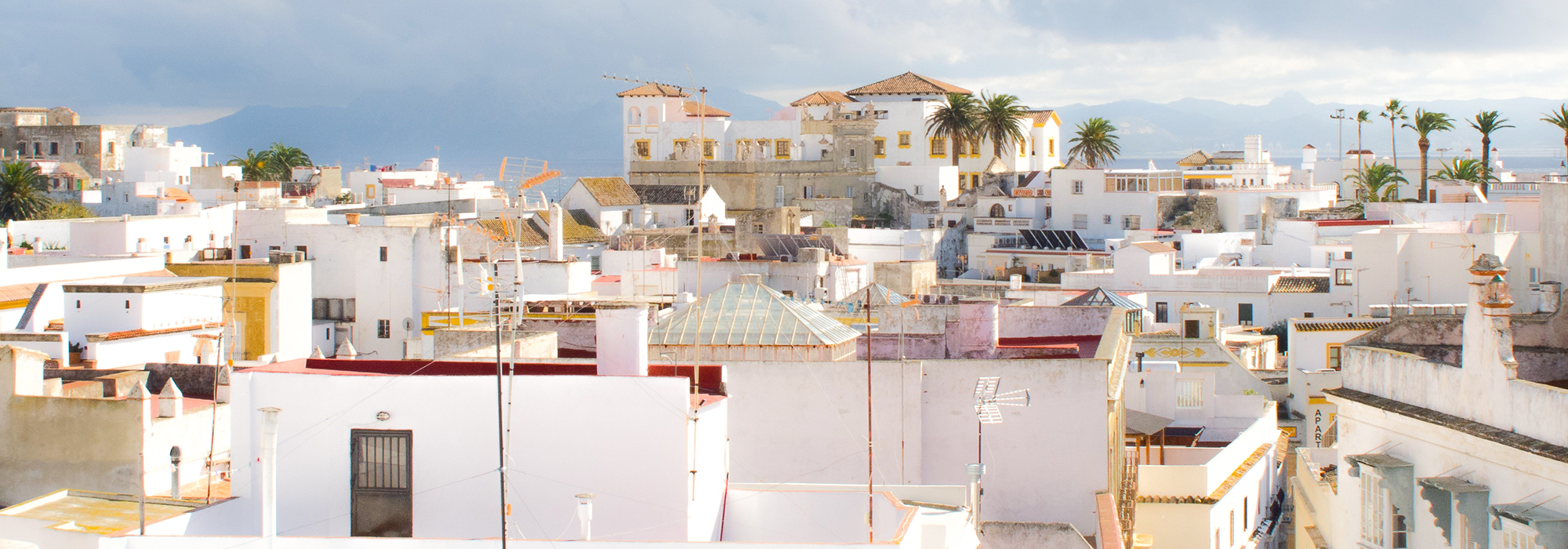 Centric flat in the old town of Tarifa