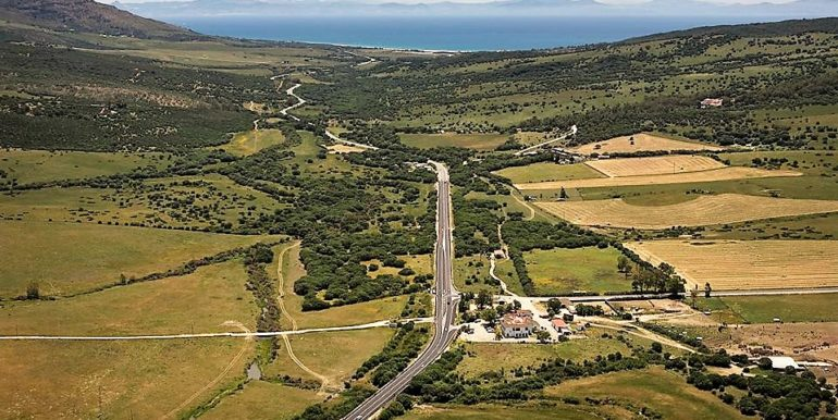 Vista carretera
