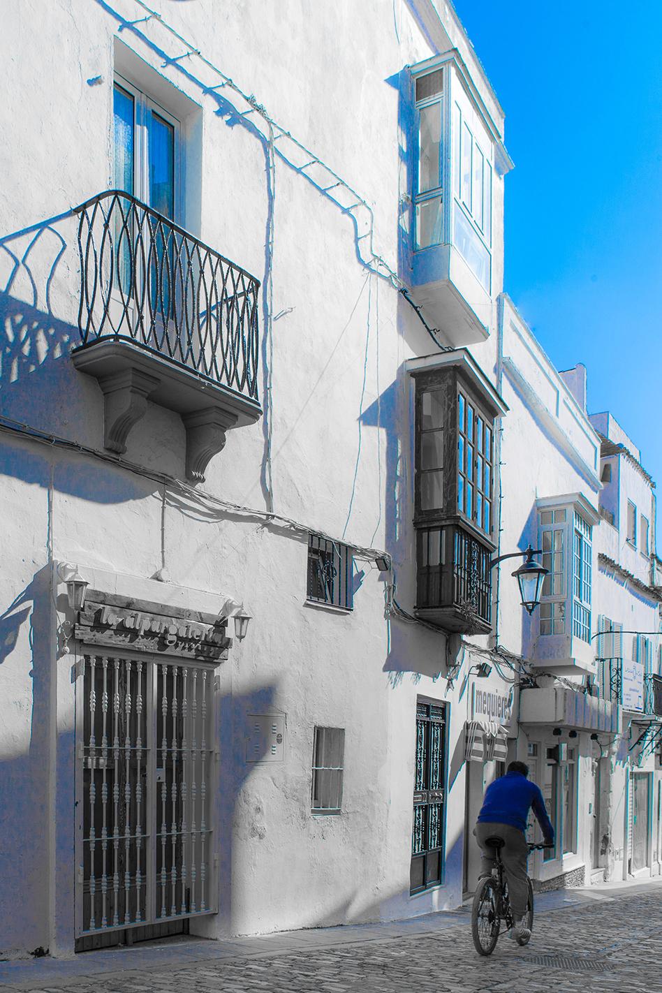 Apartamento en el casco antiguo de Tarifa