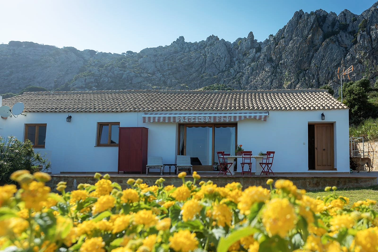Country house for longterm rental area of Tarifa