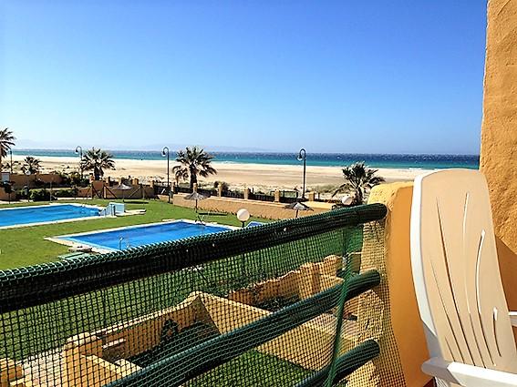Apartamento primera linea de playa Tarifa
