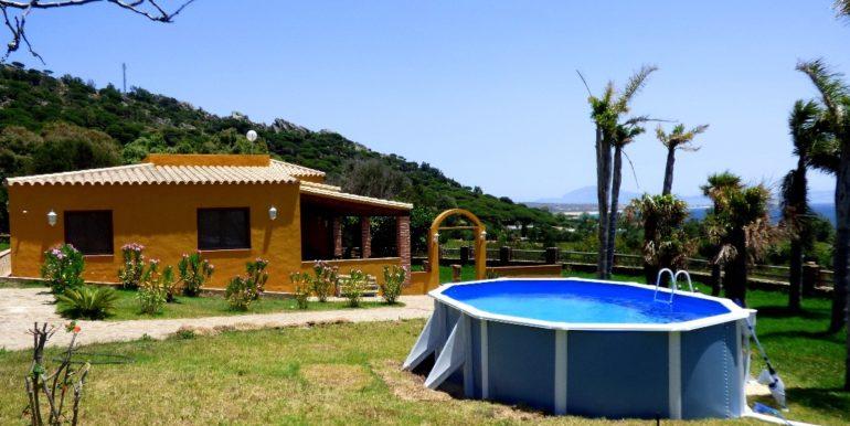 finca y pool