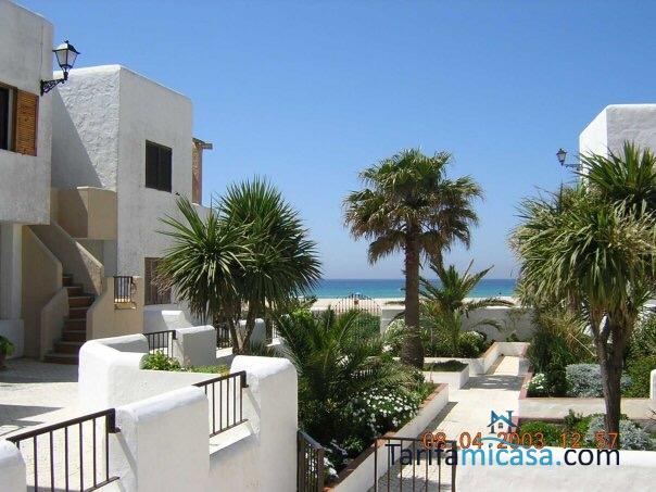 Piso en primera linea de playa en Tarifa