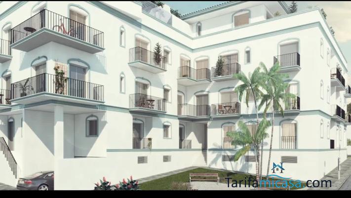 Atico de nueva construccion en el centro de Tarifa