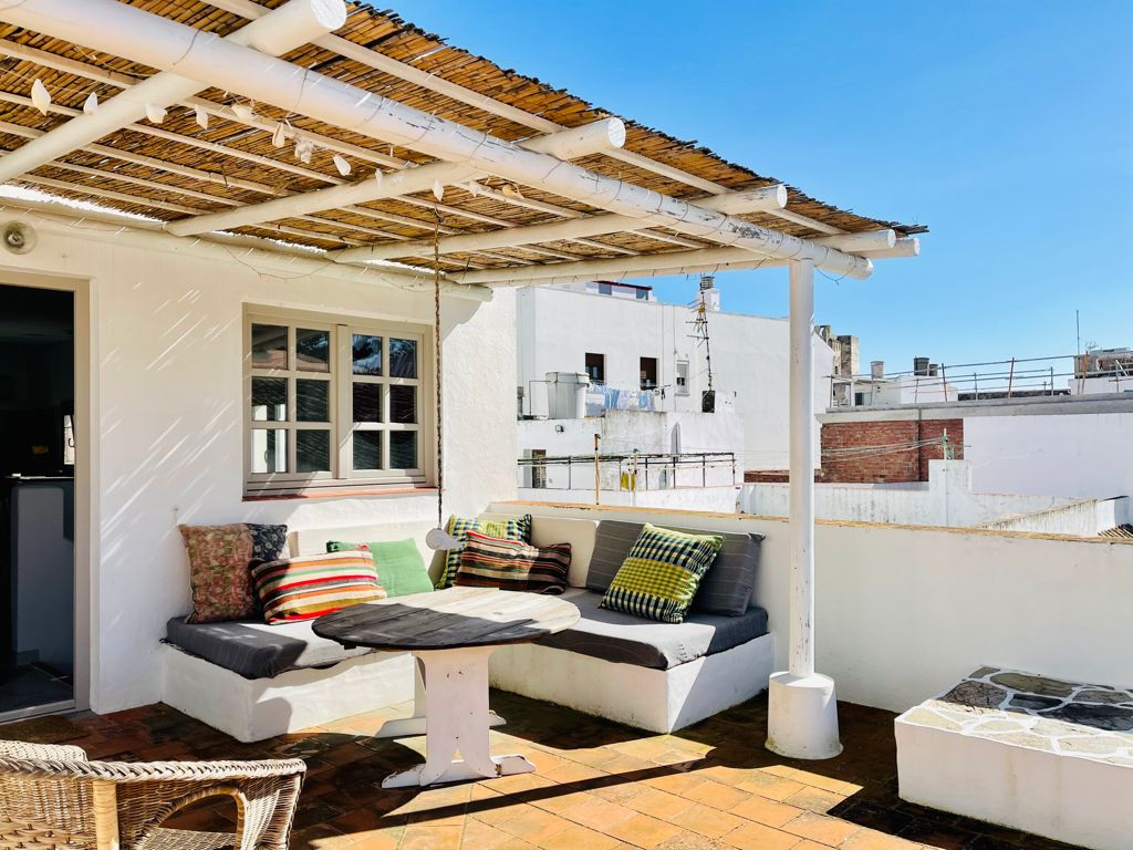 Charming house in the old town Tarifa